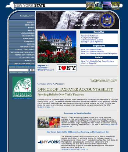The Official Website Of New York, The State Of Opportunity. Features New York State Government Services, Programs, News, Events, Social Media And Other Information.|
