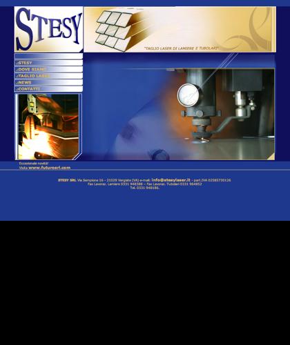 Stesy - Taglio Laser Di Lamiere