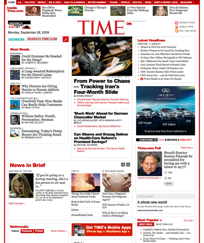 Breaking News, Analysis, Politics, Blogs, News Photos, Video, Tech Reviews - Time.com