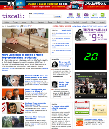 Tiscali Italia