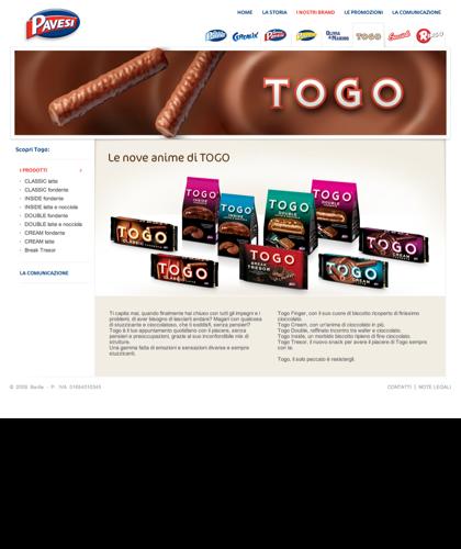 Pavesi.it - Togo