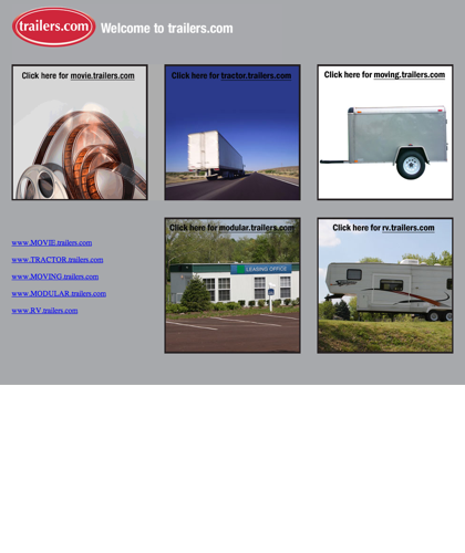 Trailers.com - Shop For Trailers Online Or Call Toll Free 855-887-2453 Nationwide!