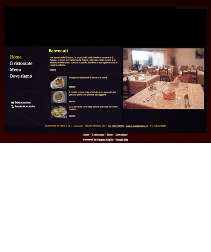 Cucina Tradizionale Lombarda - Monza E Brianza - Trattoria Da Fabio