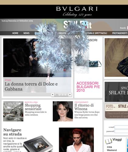 Stile | Moda Bellezza Tendenze Arte Cultura Viaggi Design Donna Femminile