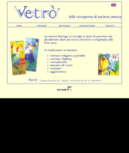 Vetrò - Vetrate Artistiche, Oggettistica A Bergamo