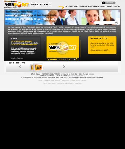 Web Agency Ascoli Piceno, Macerata - Web Point Ascoli Piceno 2