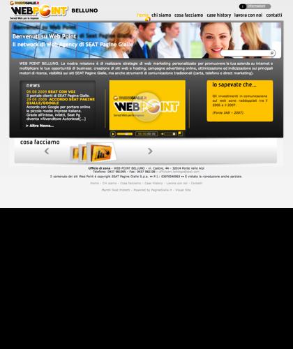 Web Agency Belluno - Web Point Belluno