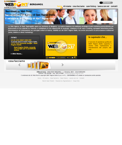 Web Agency Bergamo - Web Point Bergamo 1