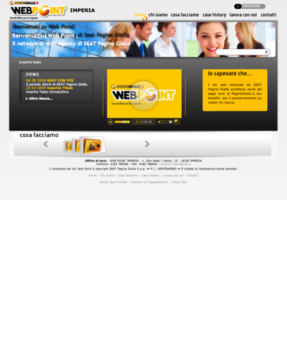 Web Point Imperia - Home Page