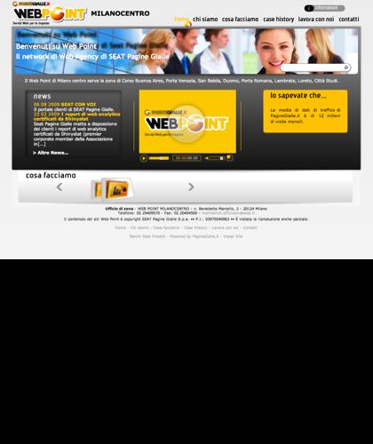 Web Agency Milano, Assago, Cinisello Balsamo, Cologno Monzese, Cusano Milanino, Opera, Pero, Peschiera Borromeo, Rozzano, Segrate, Sesto San Giovanni, Settimo Milanese – Web Point Milano Centro