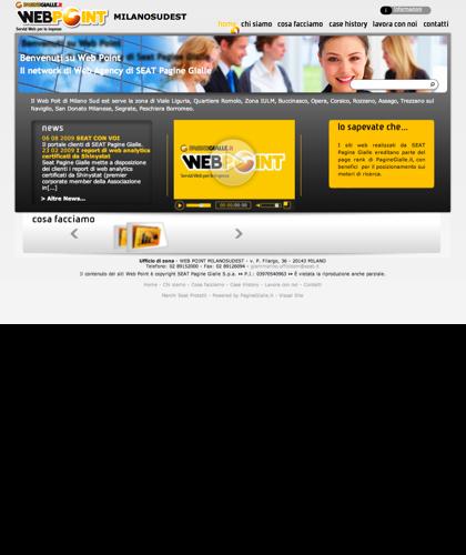 Web Agency Milano, Buccinasco, Opera, Corsico, Rozzano, Assago, Trezzano Sul Naviglio, San Donato Milanese, Segrate, Peschiera Borromeo - Web Point Milano Sud Est