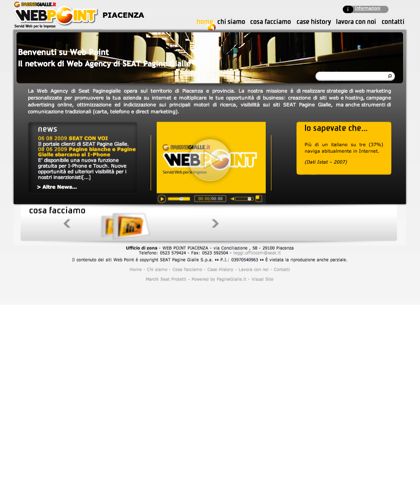 Web Agency Piacenza - Web Point Piacenza