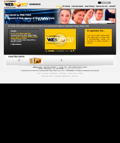 Web Agency Sondrio, Lecco, Como - Web Point Sondrio
