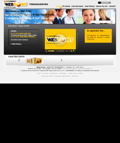 Web Agency Torino, Beinasco, Nichelino, Trofarello, Venaria Reale, Pecetto Torinese, Borgaro Torinese, Collegno, Settimo Torinese, Moncalieri, San Mauro Torinese, Grugliasco - Web Point Torino Centro