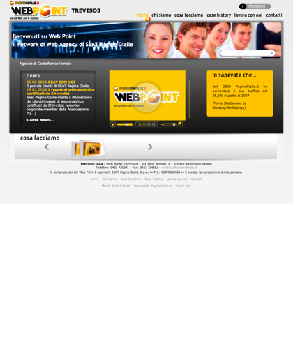 Web Point Treviso3 - Home Page