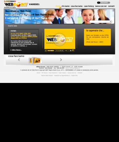 Web Agency Varese, Arcisate - Web Point Varese 1