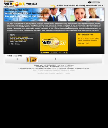 Web Agency Vicenza, Nove - Web Point Vicenza 3