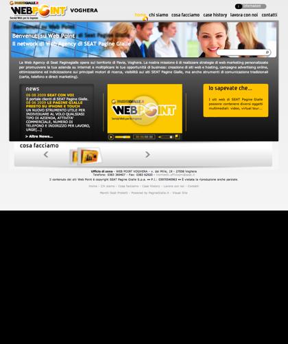 Web Agency Pavia, Voghera - Web Point Voghera