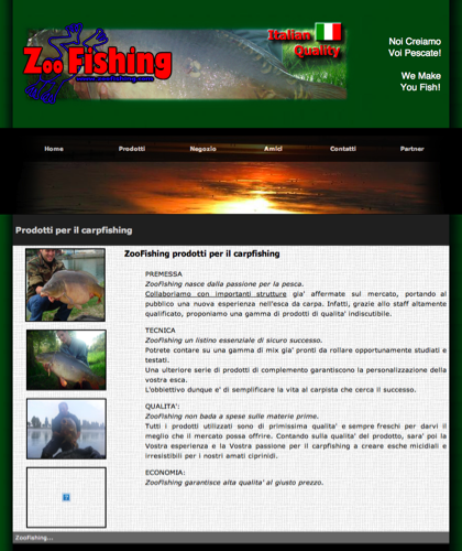 Zoofishing - Noi Creiamo, Voi Pescate - We Make, You Fish
